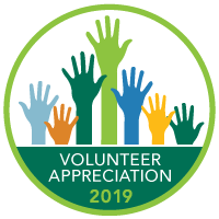 Volunteer Appreciation 2019