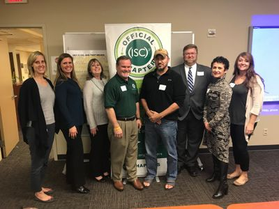 The ISC2 CFL Board and ISC2 Chapter Support Team
