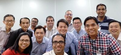 APAC - (ISC)² Singapore Chapter