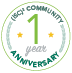1st Year Community Anniversary