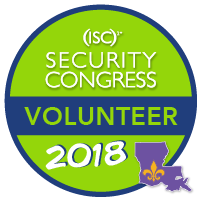 2018 Congress Volunteer