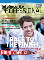 March/April Infosecurity Professional Magazine