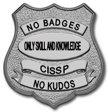 no badges CISSP badge.png