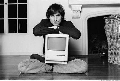 Jobs Introduces the Macintosh